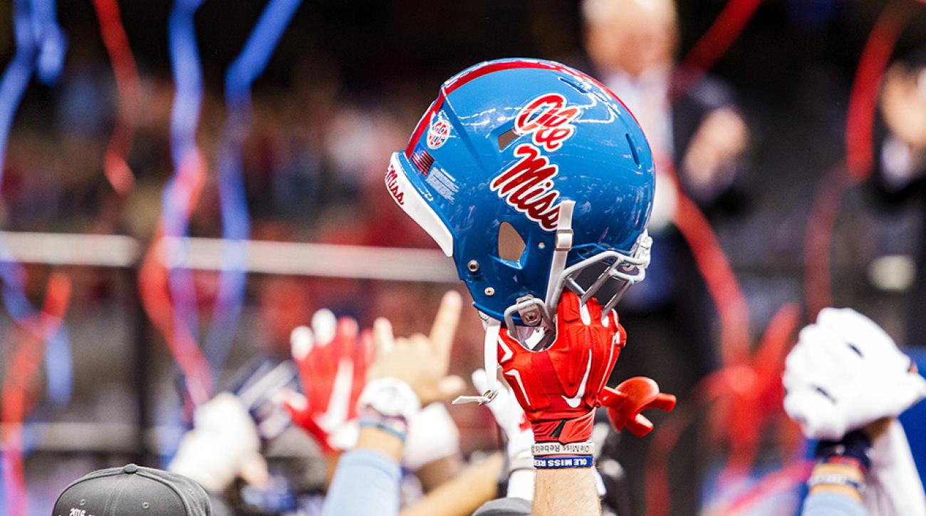 ole miss rebels college football ncaa violations