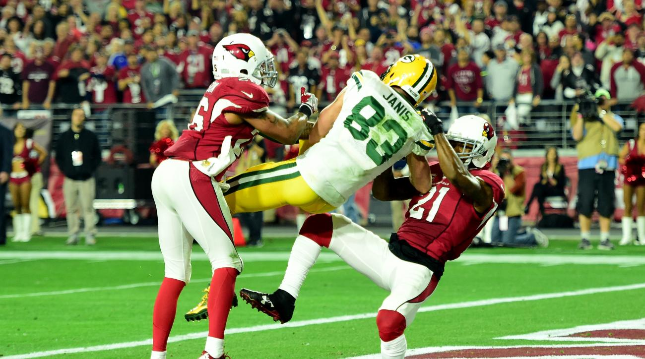 packers cardinals craziest moments video