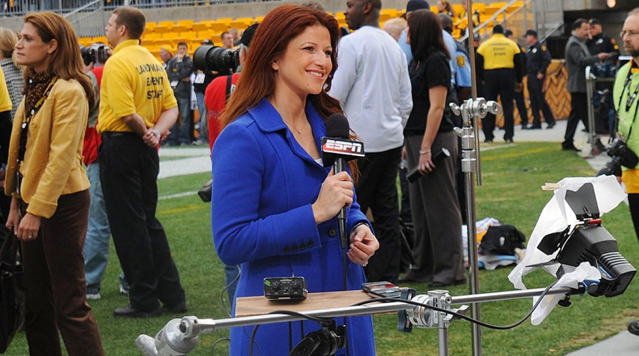 Q&A: Rachel Nichols on new role at ESPN