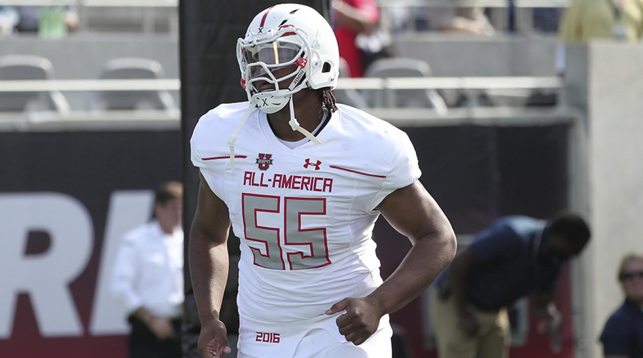 rashan gary recruiting top 100 scout rivals commitment schools