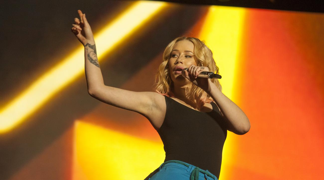 SI to host Super Bowl Party featuring performance by Iggy Azalea