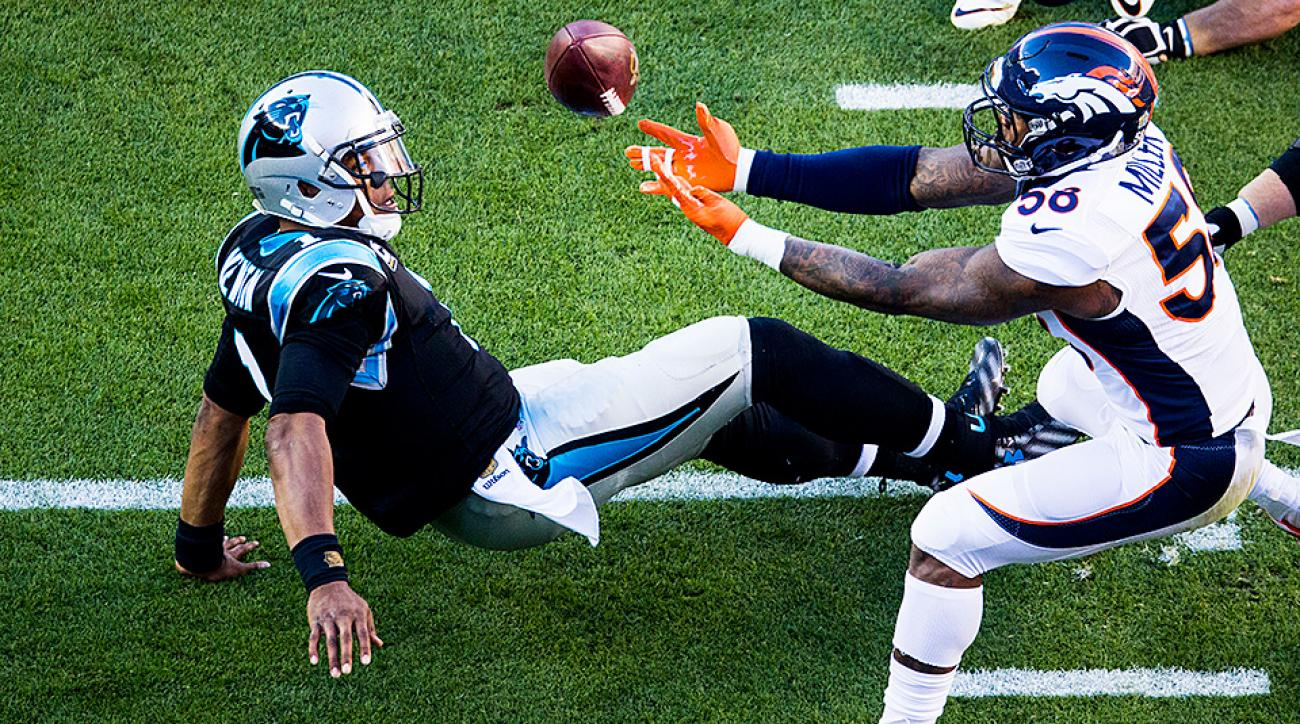 The story of Super Bowl 50 is a simple one: The Denver Broncos defense dominated Cam Newton and the Carolina Panthers.