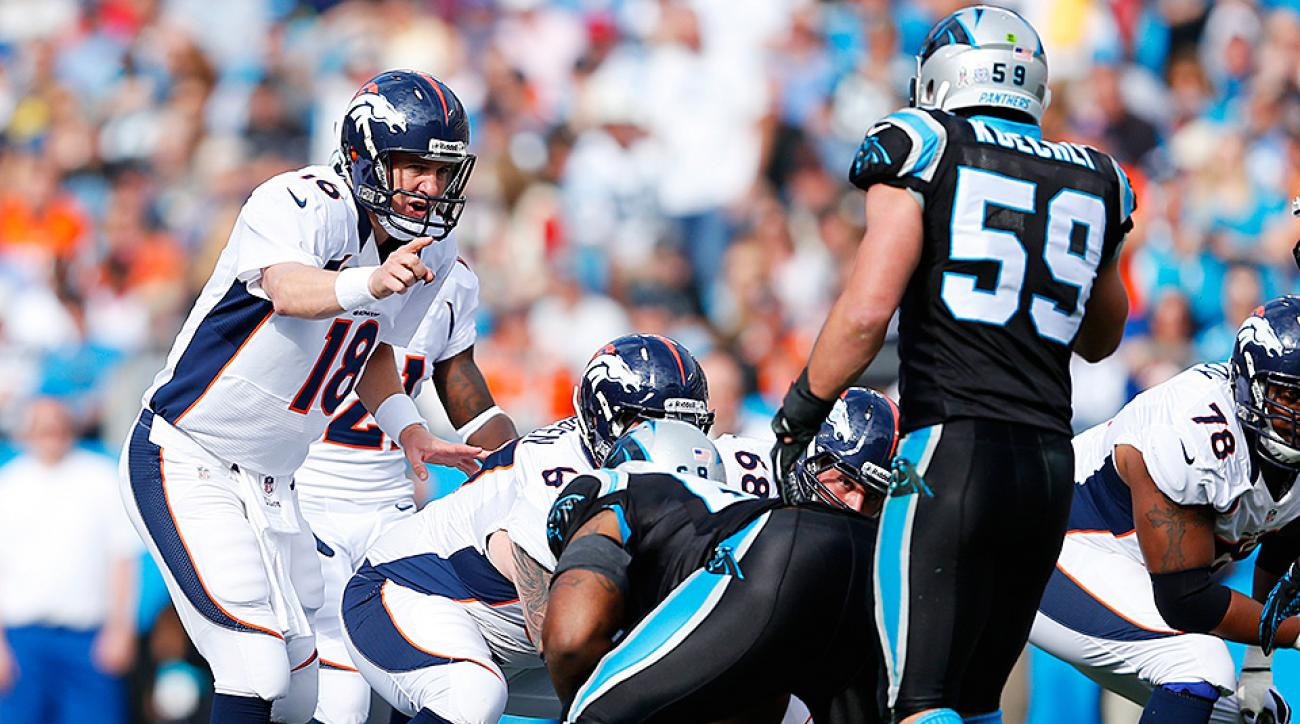 Super Bowl 50 Odds: Panthers vs. Broncos