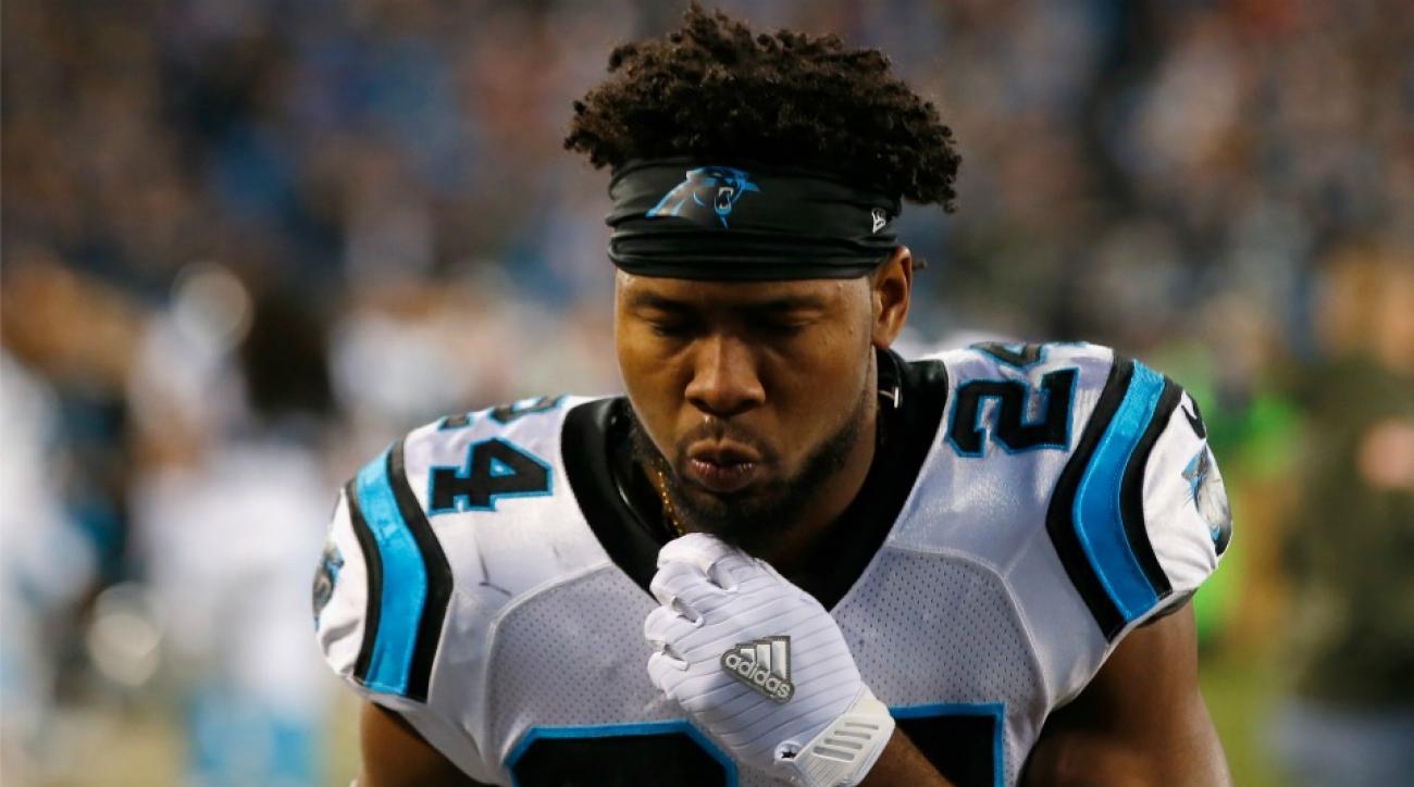 Carolina Panthers' Josh Norman has responded to Denver Broncos' Emmanuel Sanders comments