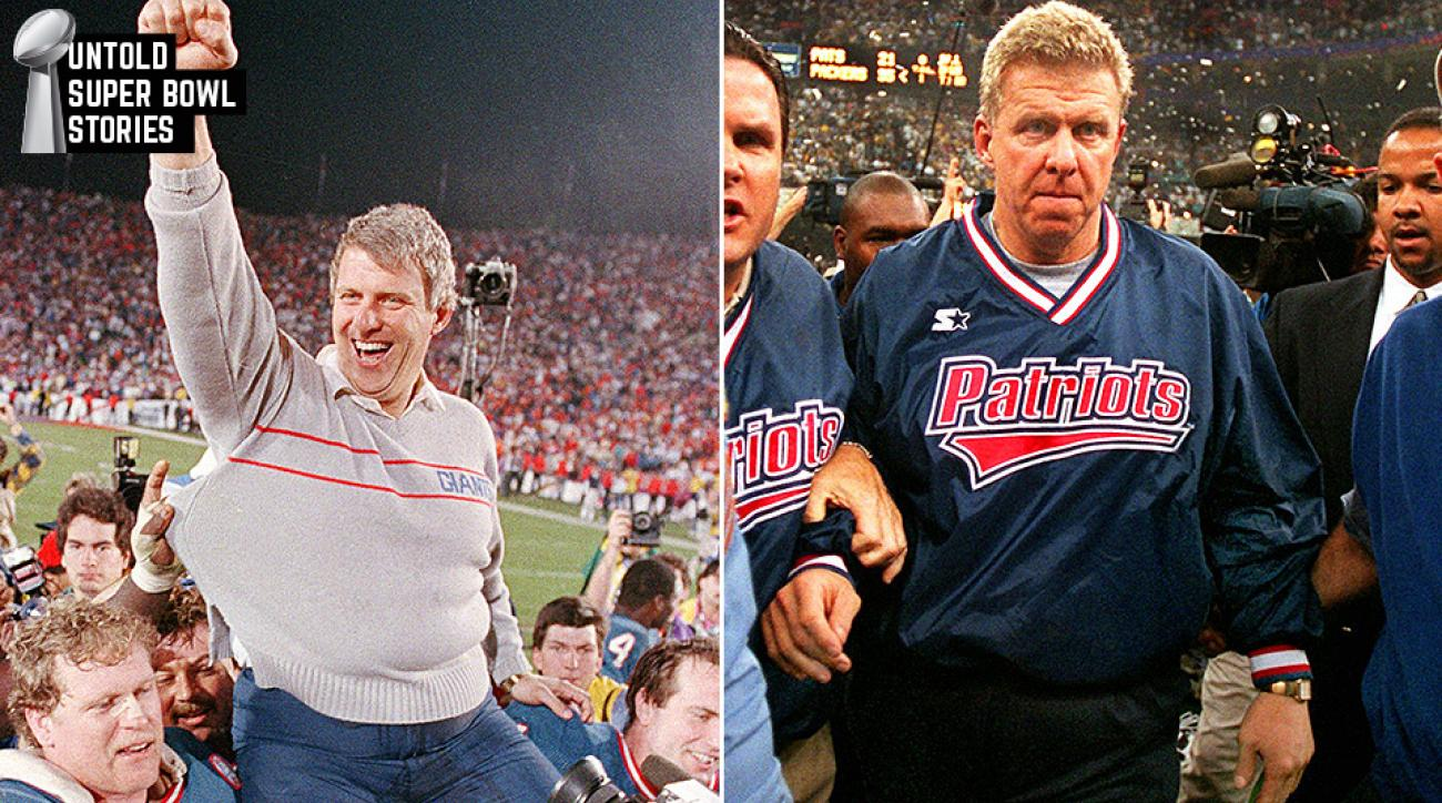 The six NFL coaches who took two different teams to the Super Bowl.
