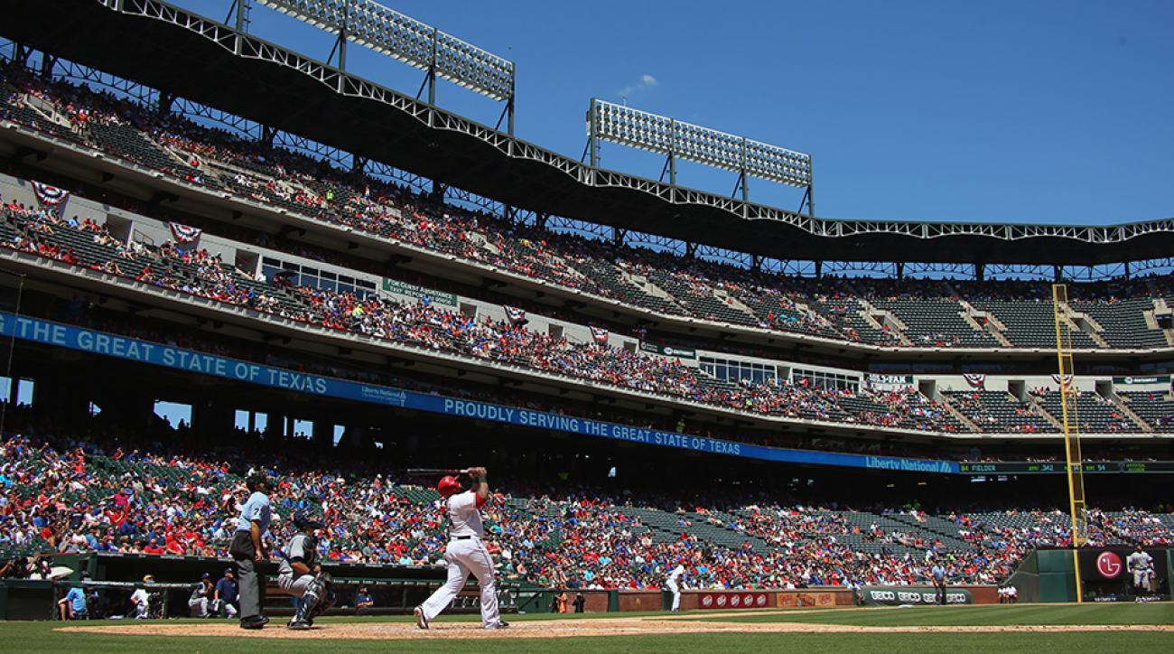 texas rangers season tickets free home run