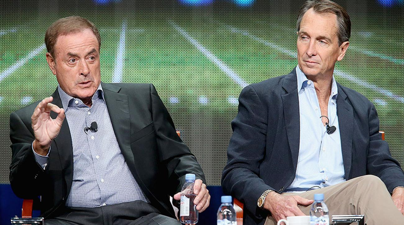 Thursday Night Football broadcast rights: CBS, NBC split $450 million package