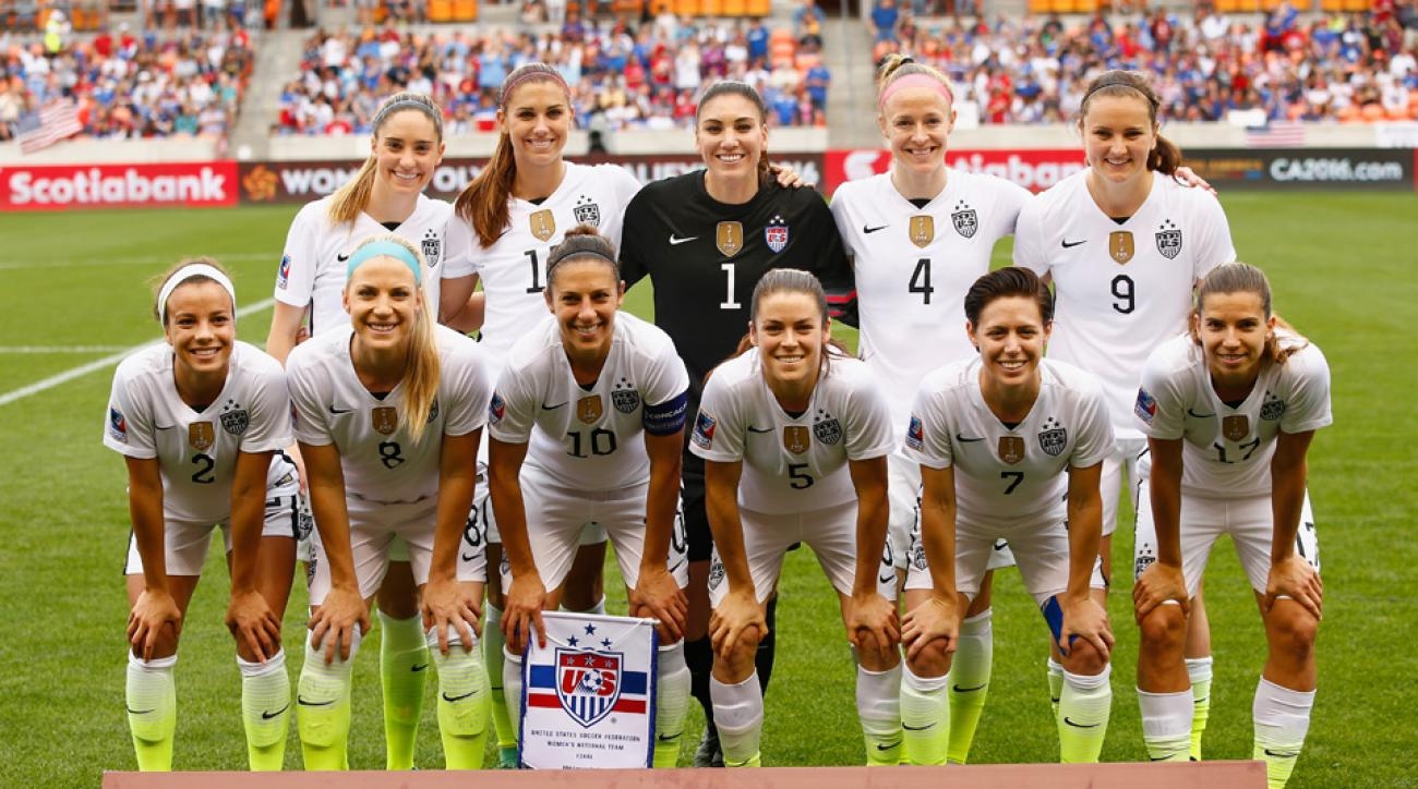 uswnt concacaf olympic qualifier