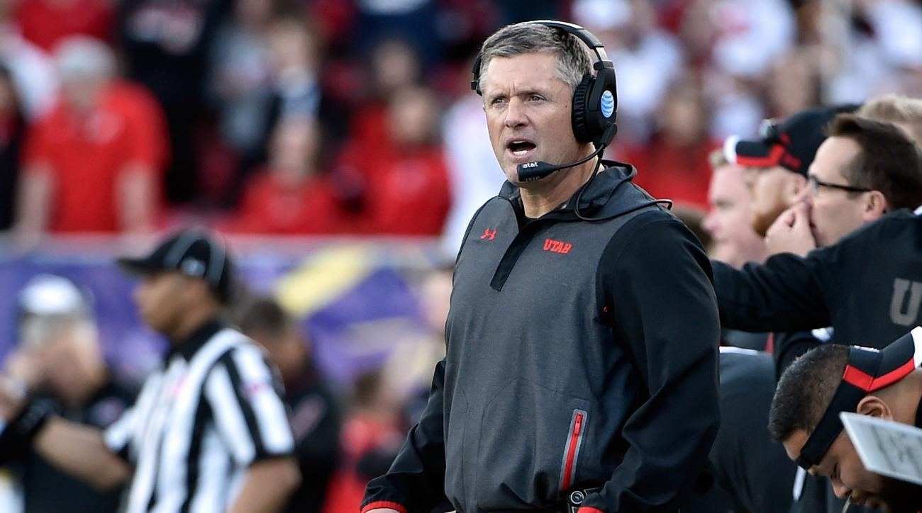utah kyle whittingham head coach contract extension
