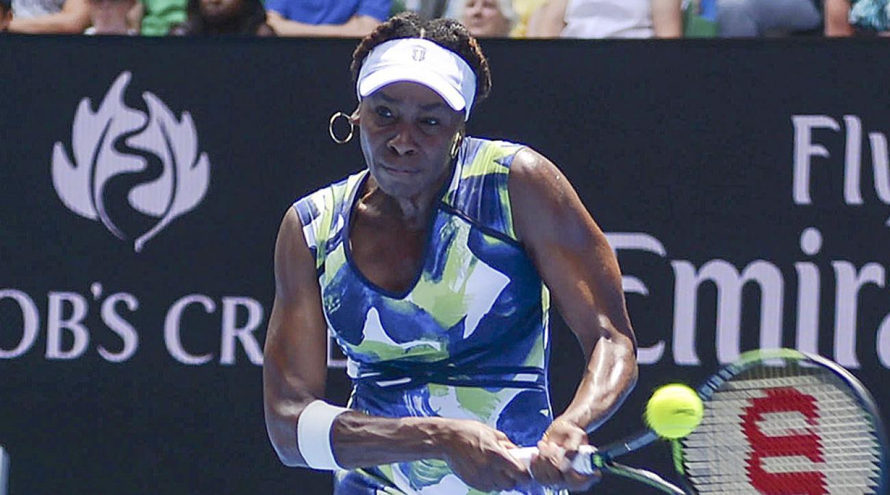 Venus Williams United States Poland Fed Cup