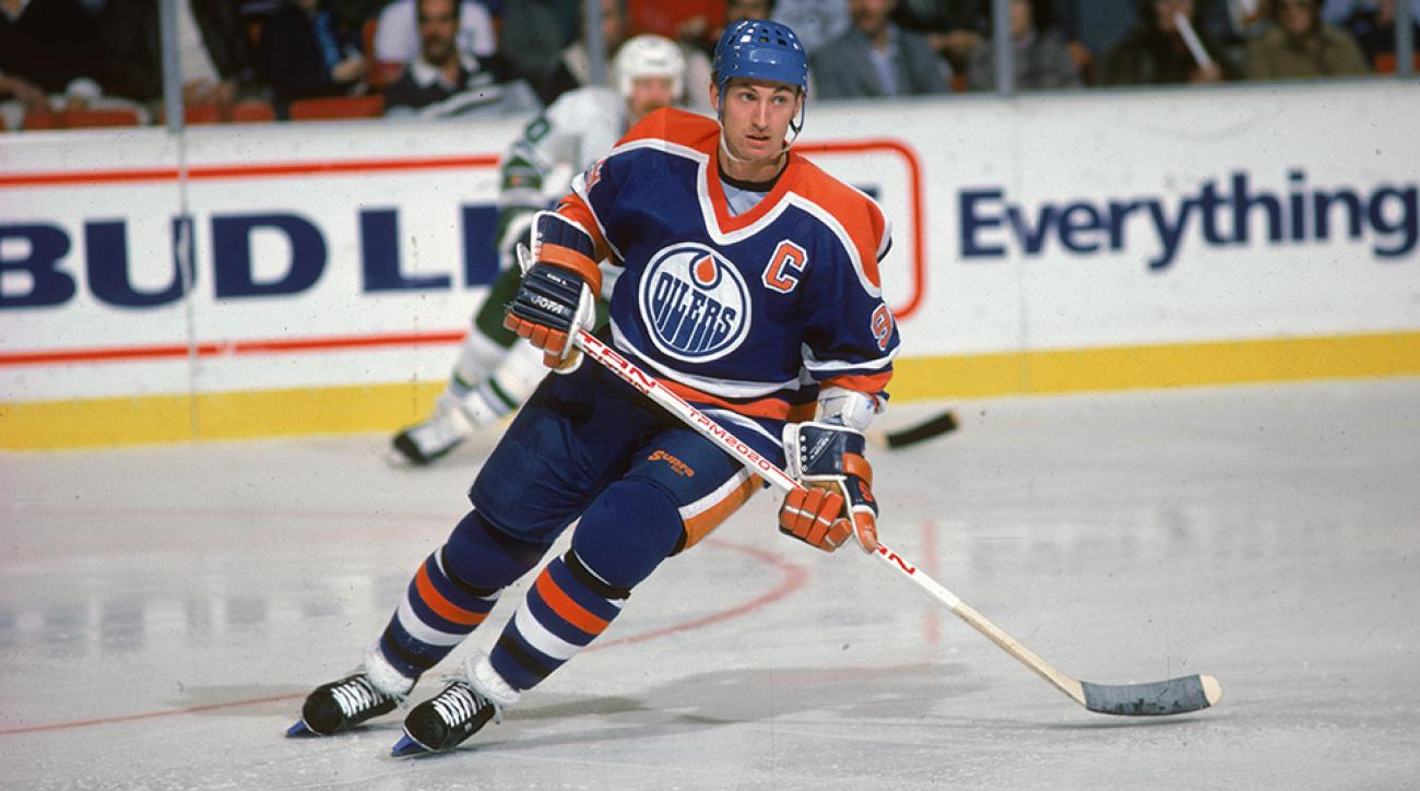 wayne gretzky oilers kings rangers birthday list