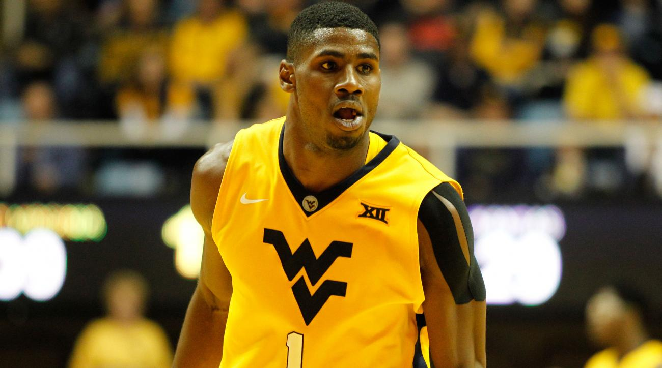 west virginia jonathan holton suspended