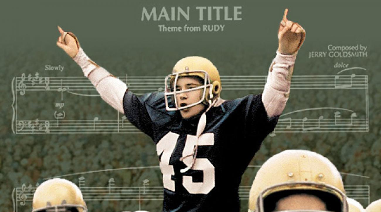 Scoring an Underdog: The Story Behind Rudy's Enduring Soundtrack