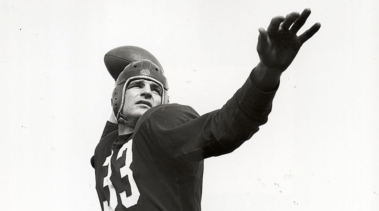 cc37d2cf Sammy Baugh's 1943 season may be the best by any NFL player | SI.com