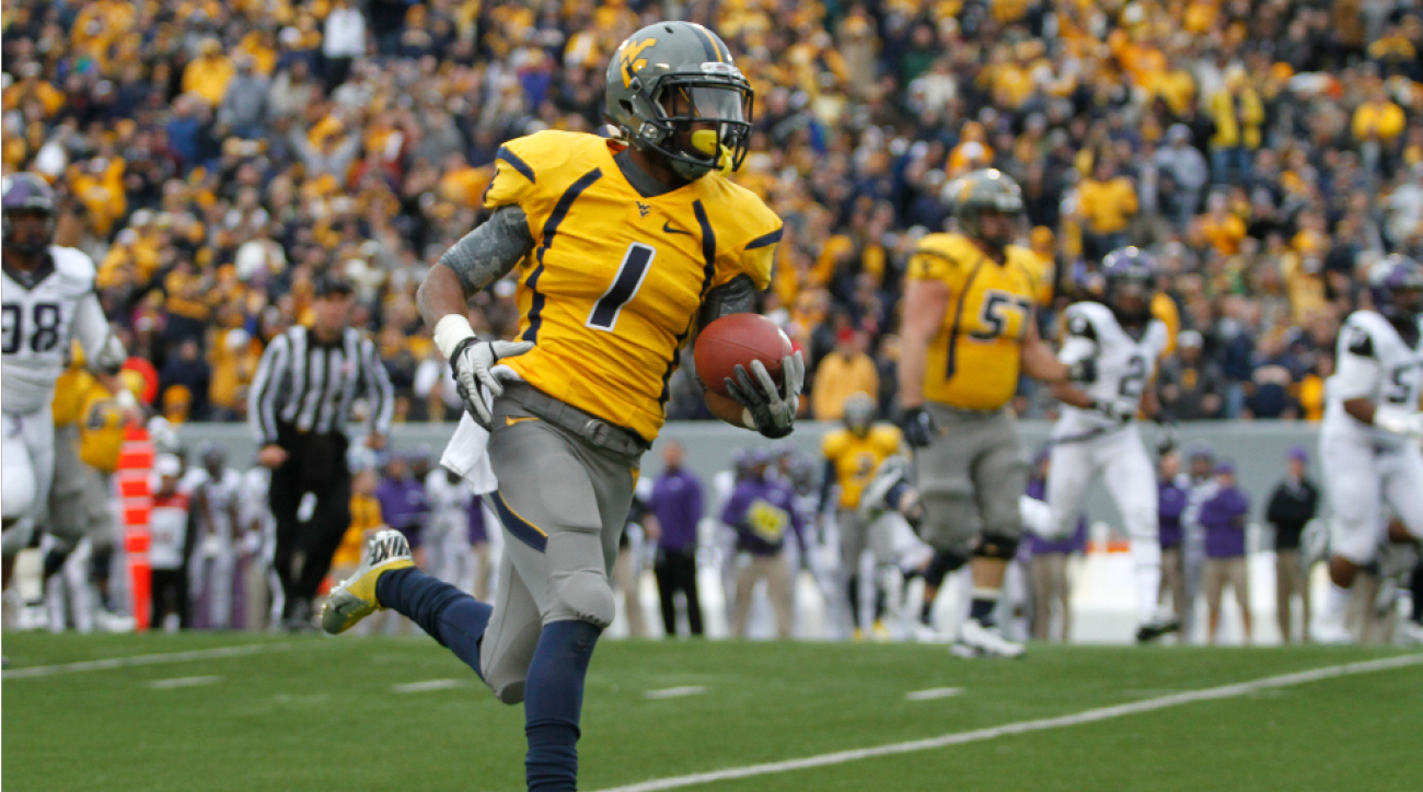 Speedy wide receiver Tavon Austin was the jewel in an extremely deep St. Louis Rams draft class.