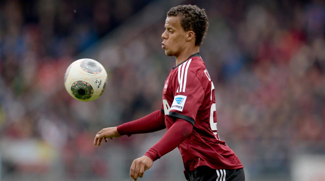 U.S. national team defender Timmy Chandler has moved from Nurnberg to Eintracht Frankfurt, the club where his career began.