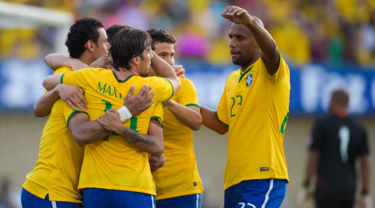 Brazil is expected to celebrate plenty during the group stage as the odds-on favorite to win the World Cup's Group A.