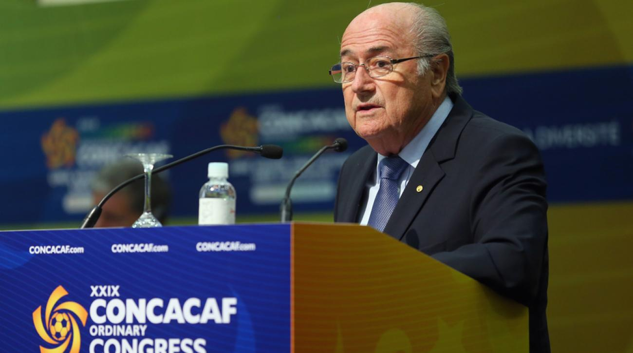 FIFA president Sepp Blatter has a desire to continue in his role for a fifth term.