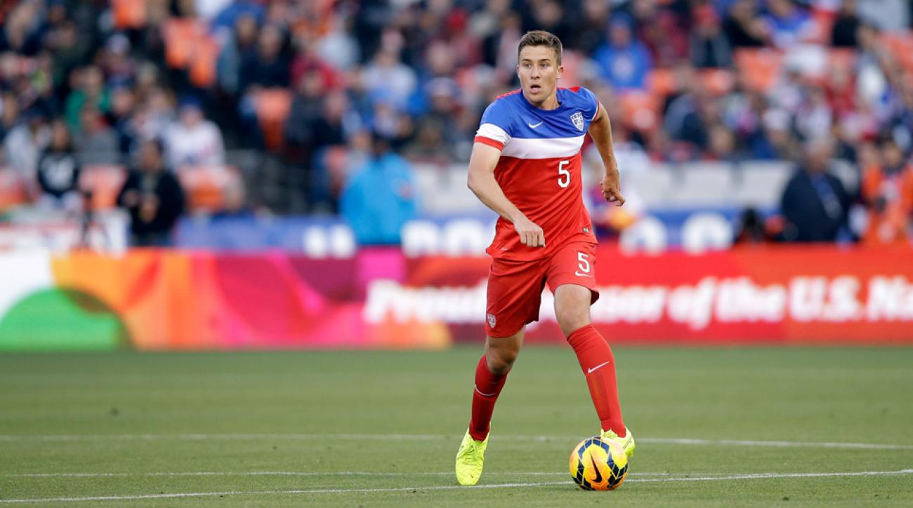 U.S. center back Matt Besler and his teammates have taken note of the tight, sometimes controversial refereeing in the World Cup's opening games.