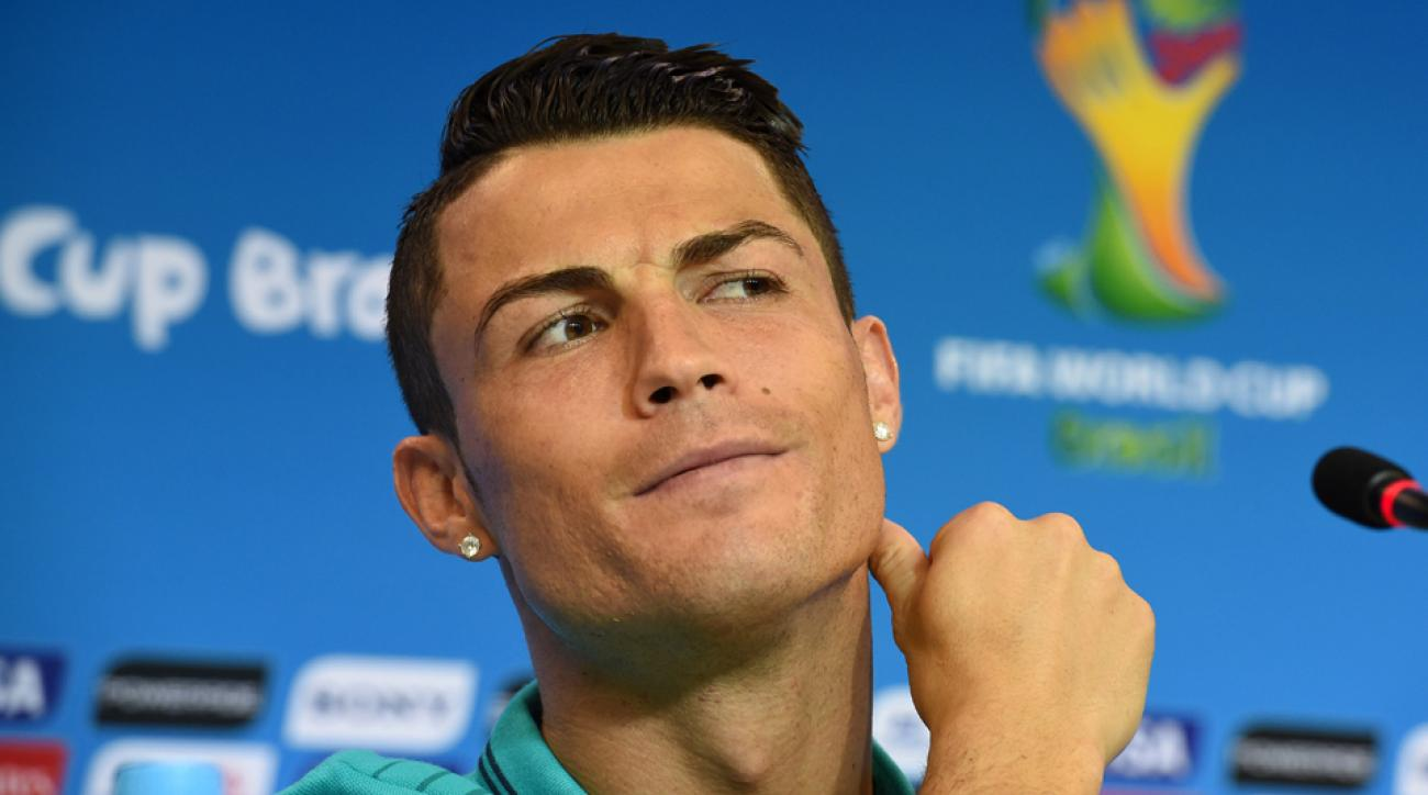 Cristiano Ronaldo has declared himself fit to go against Germany on Monday despite a recent leg injury.