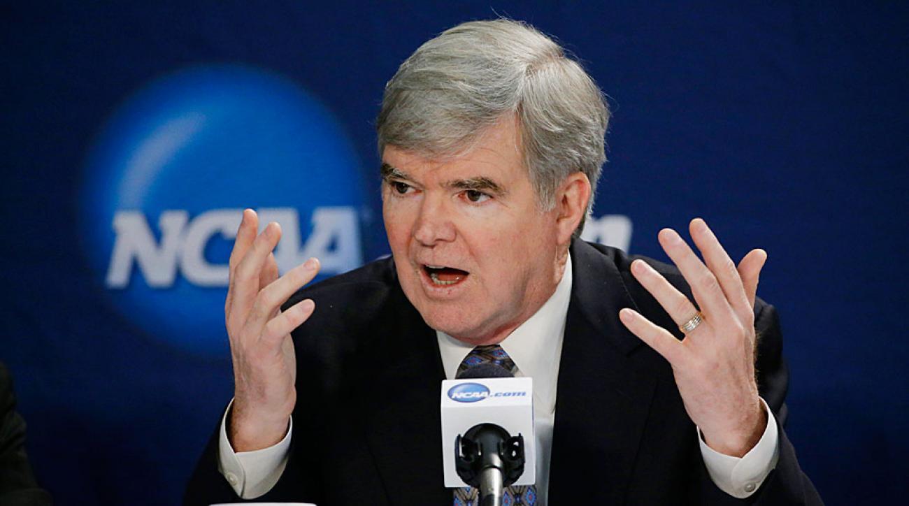 Mark Emmert NCAA O'Bannon vs. NCAA Jenkins case Judge Claudia Wilken