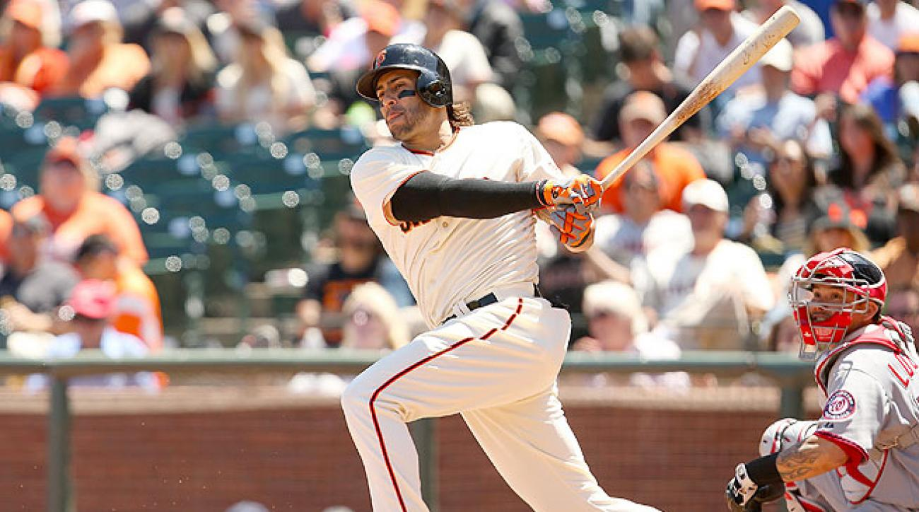 After foundering with Seattle and Baltimore last season, Michael Morse has recaptured his power stroke.