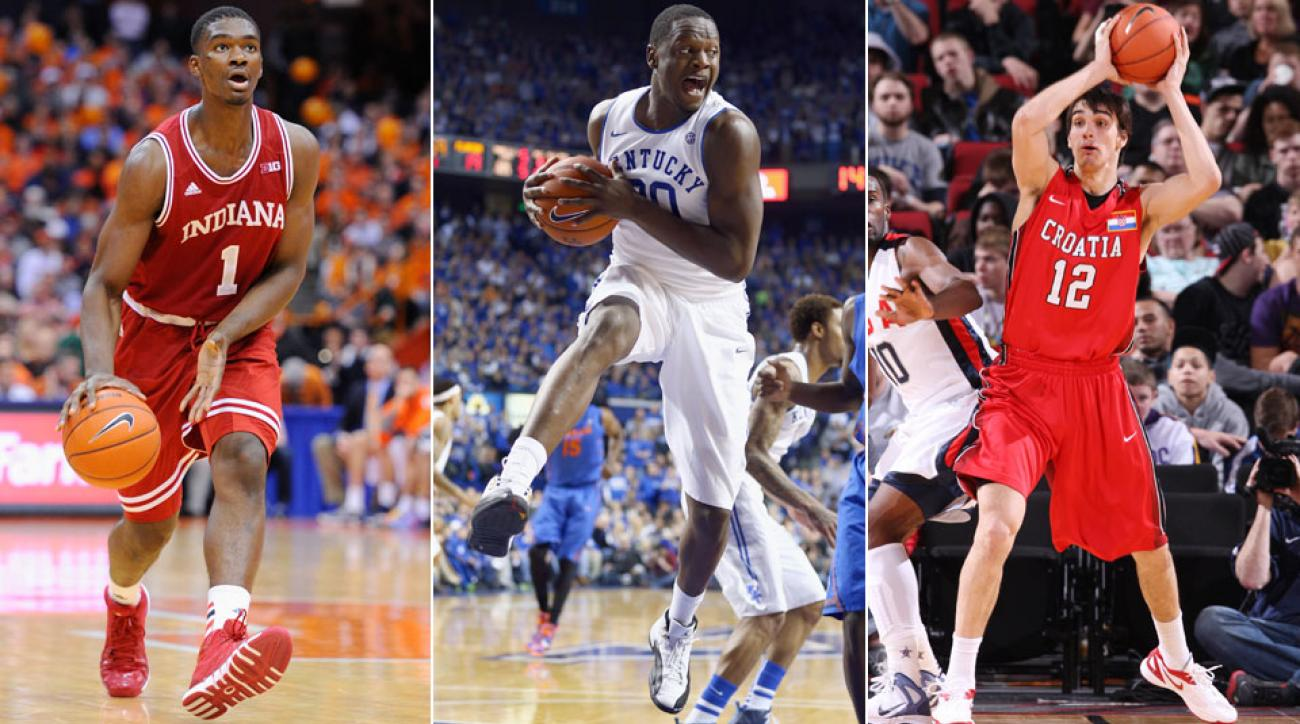 Noah Vonleh, Julius Randle and Dario Saric headline one of 2014's deepest positions.