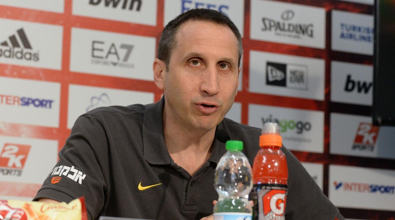 David Blatt played at Princeton under legendary coach Pete Carril