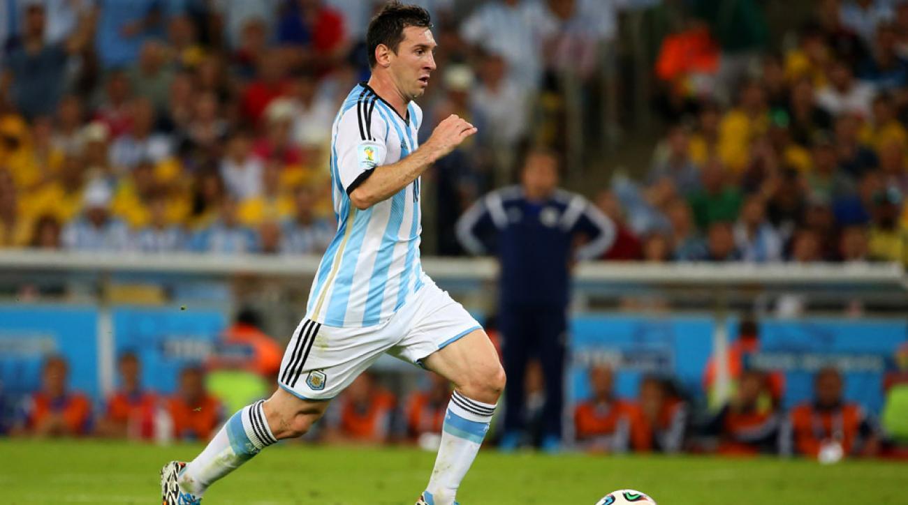 Lionel Messi and Argentina,