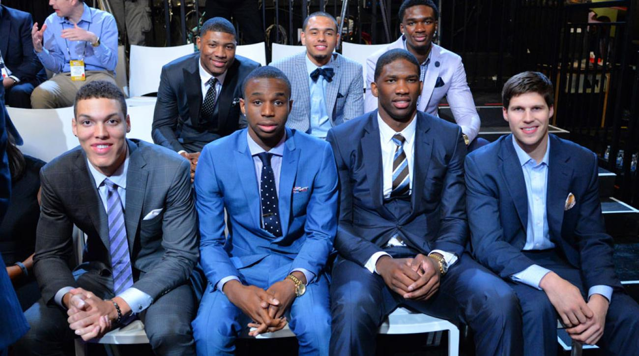 The 2014 NBA draft is chock-full of talent at every position.