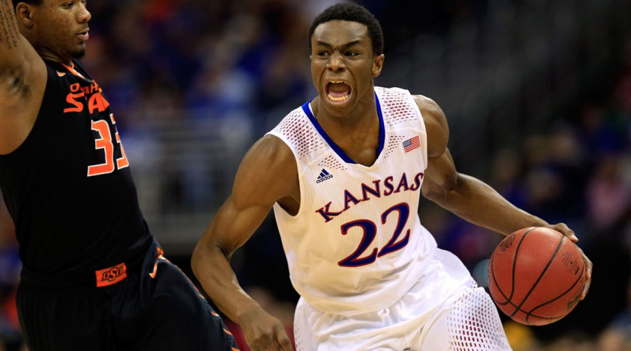 Andrew Wiggins lottery