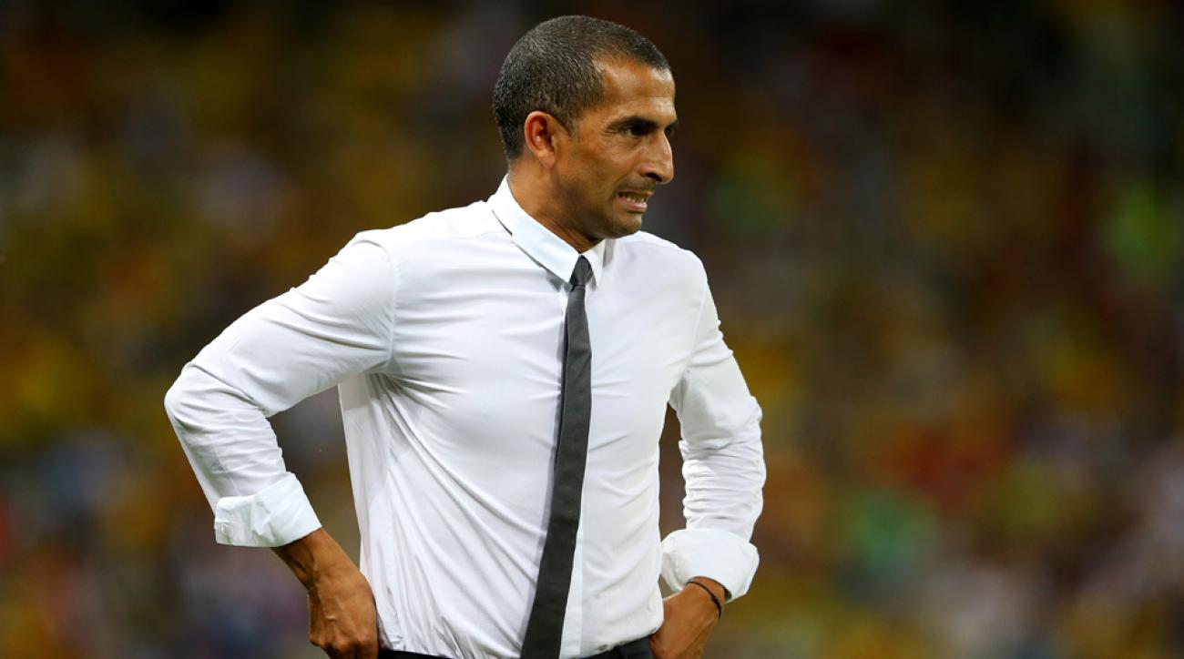 Ivory Coast manager Sabri Lamouchi will not seek a contract renewal after failing to guide Les Elephants to the World Cup knockout stage.