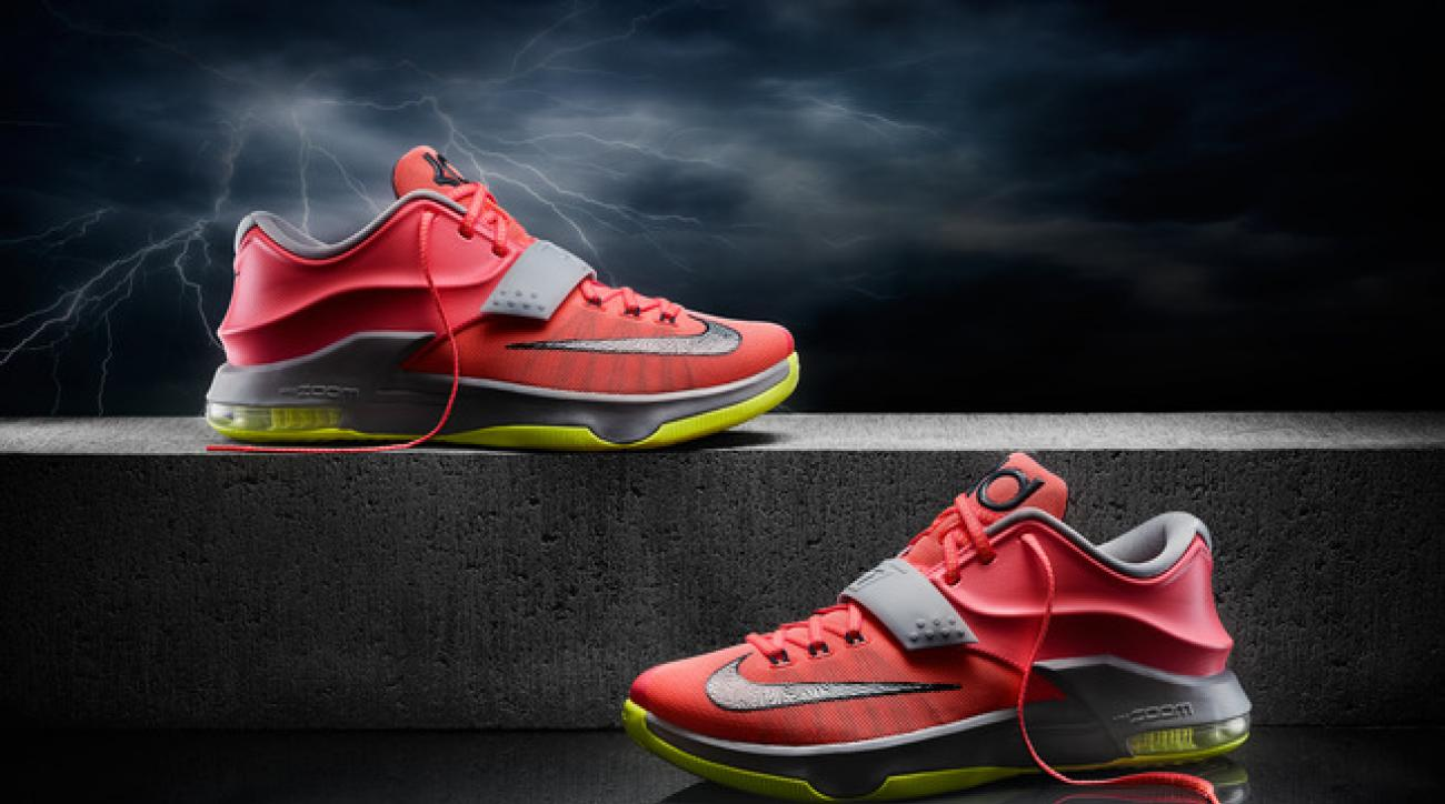 hot sales ecb77 f8709 Nike unveils Kevin Durant s latest signature shoe, the  KD7    SI.com