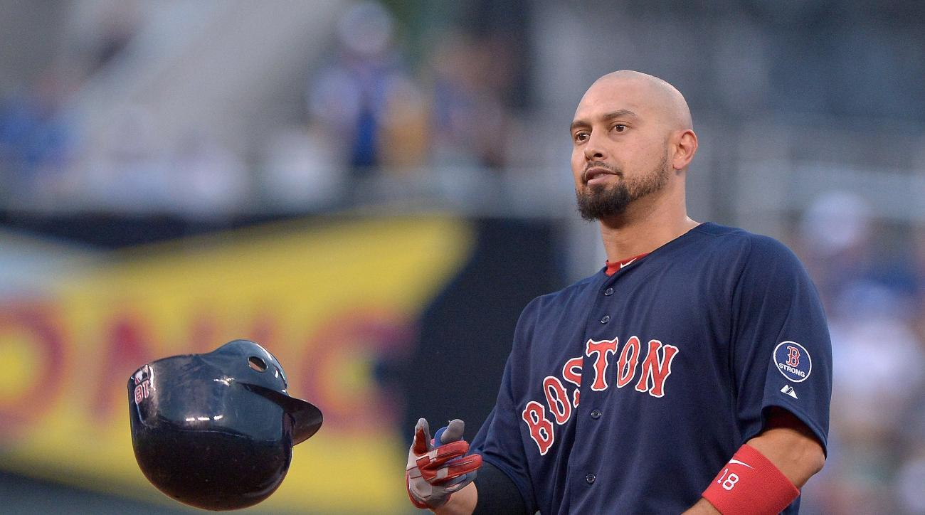 A two-time All-Star, Shane Victorino has been out since May 24 and was due to be activated on Friday night.