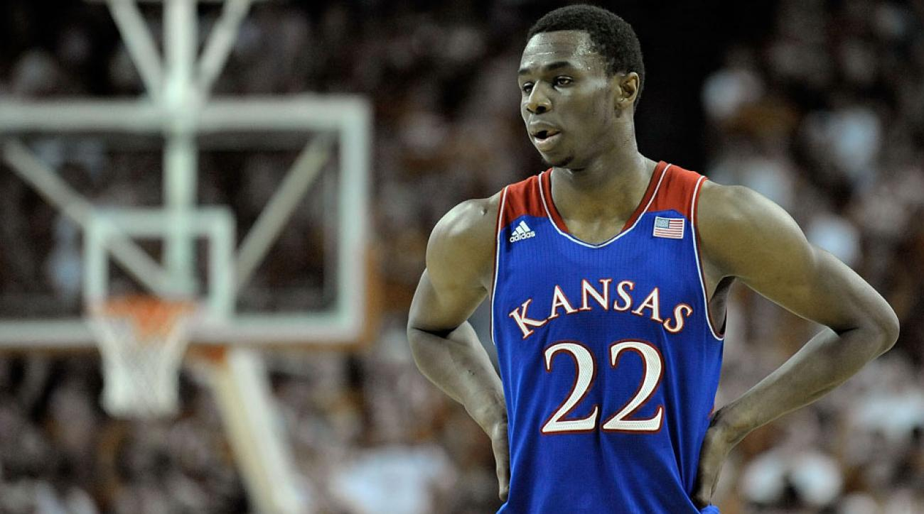Cleveland owner Dan Gilbert reportedly would prefer to select Andrew Wiggins over Jabari Parker.
