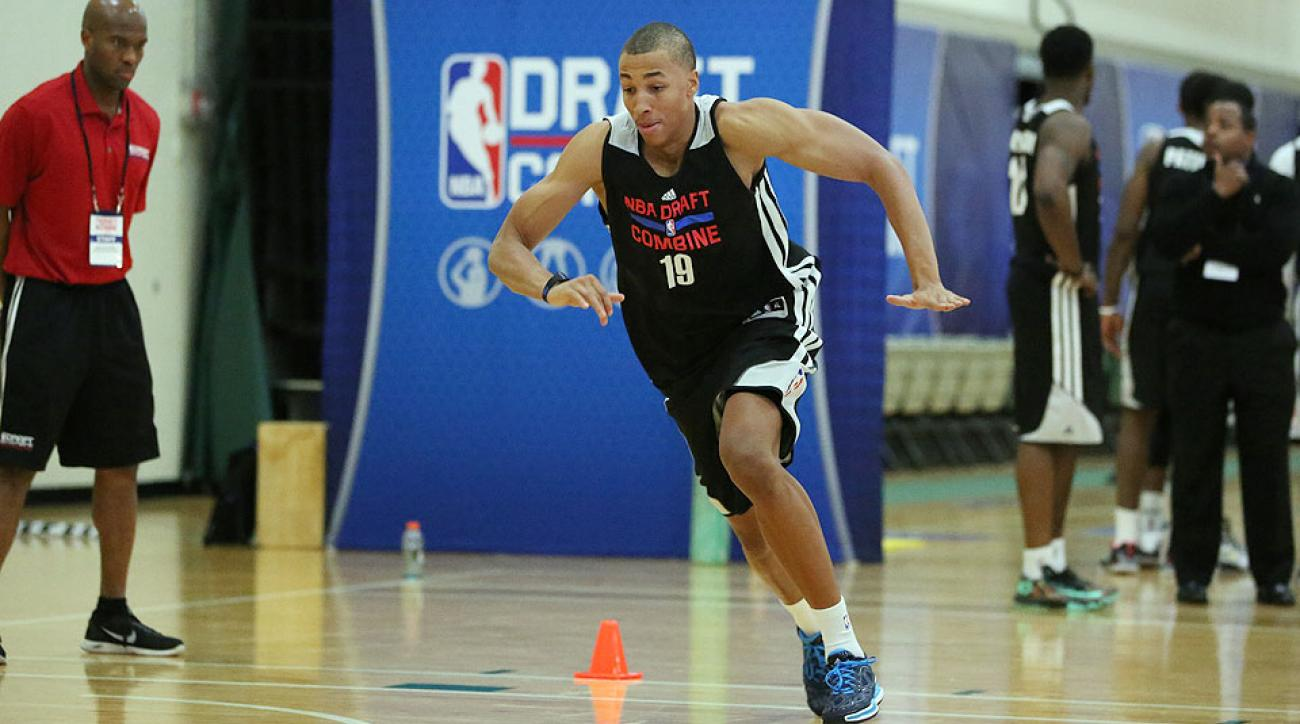 NBA draft: Australian prospect Dante Exum offers high ceiling despite historical risk