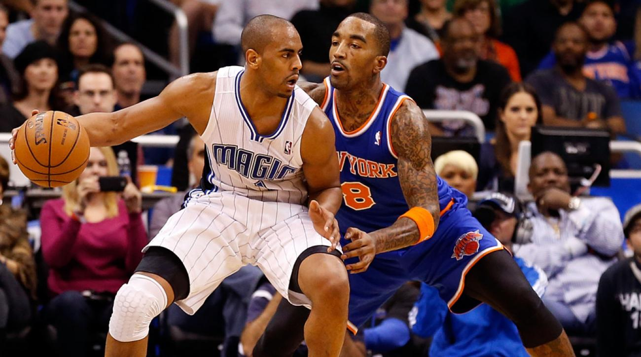 Arron Afflalo (left) will reportedly return to Denver after spending two seasons in Orlando.