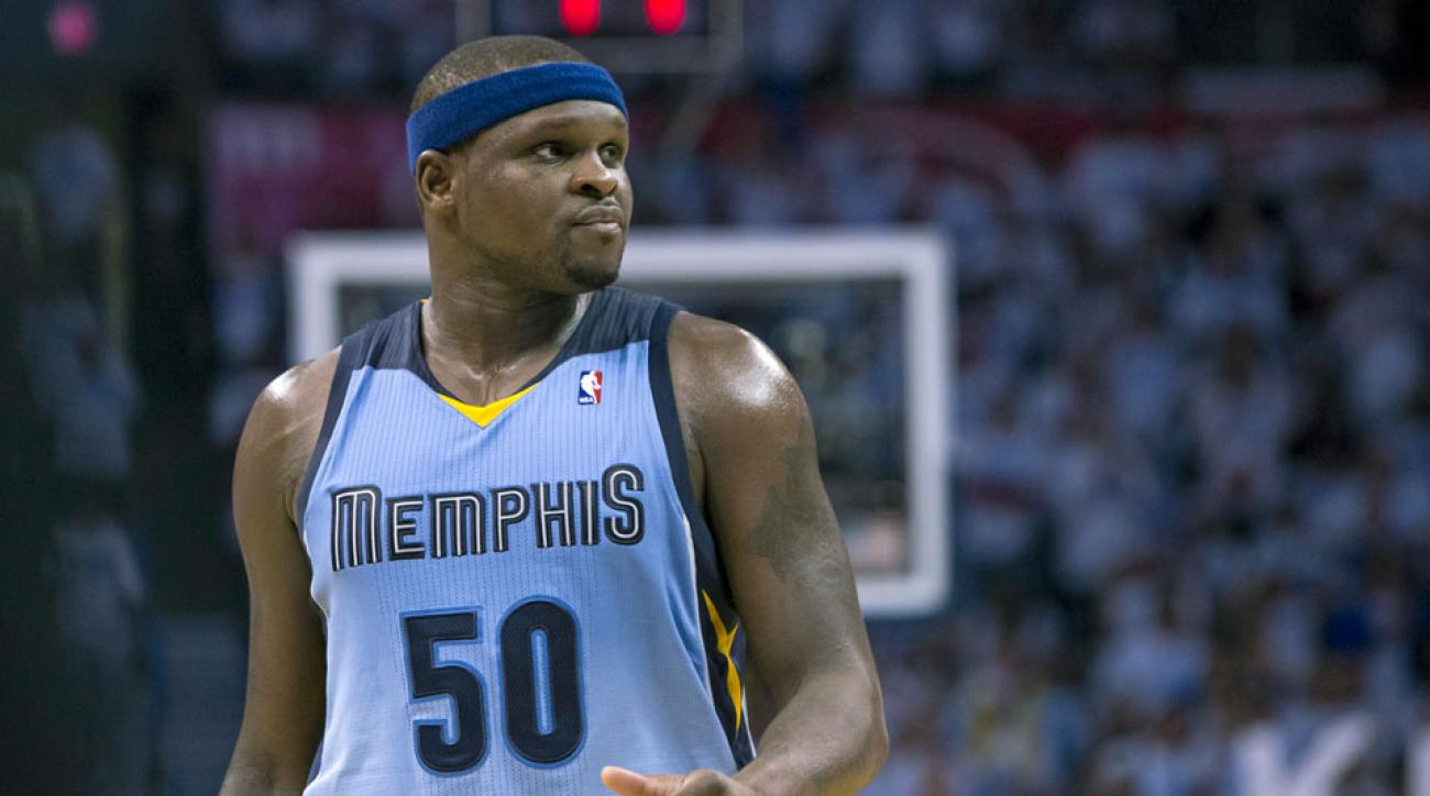 Zach Randolph agreed to a two-year, $20M extension with the Grizzlies.