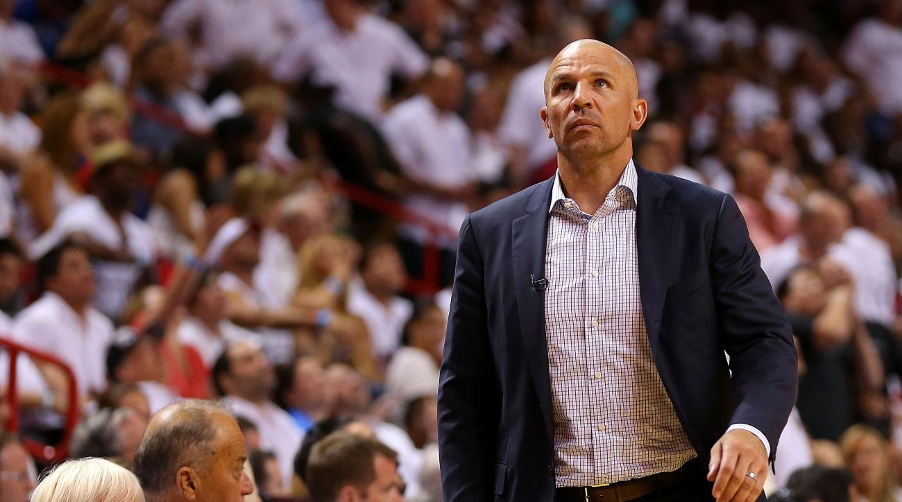 Jason Kidd wanted to oversee the Nets' basketball operations, an opportunity Brooklyn declined.