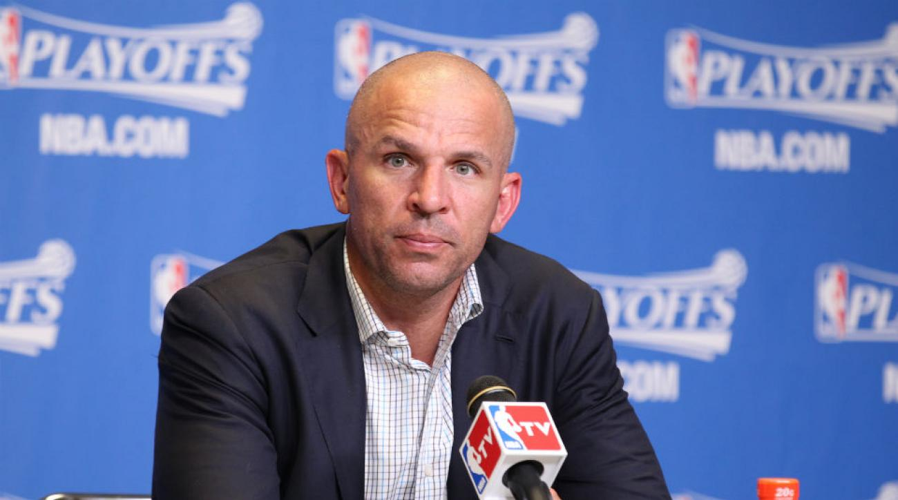 Jason Kidd could be on his way out in Brooklyn.