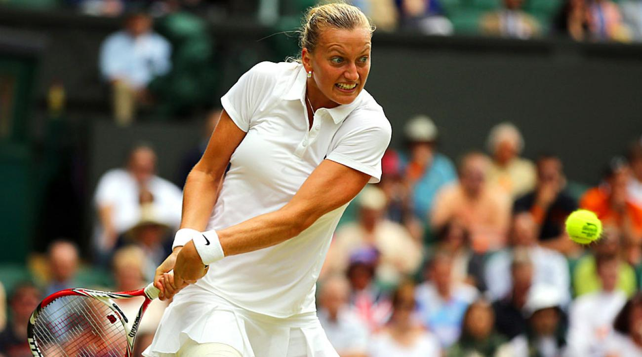 The Czech Republic's Petra Kvitova captured Wimbledon glory in 2011. With a favorable draw ahead of her, could 2014  yield the same fate?
