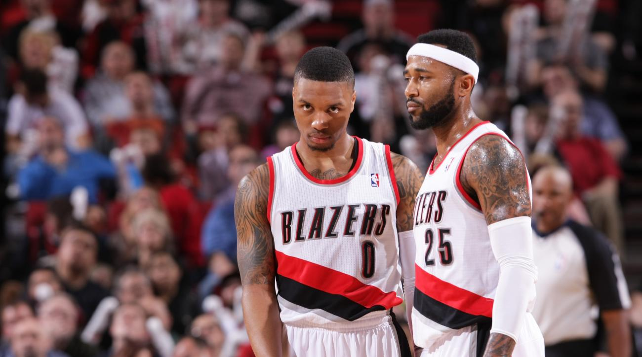 Damian Lillard said Mo Williams is the first free agent he wants Portland to sign.