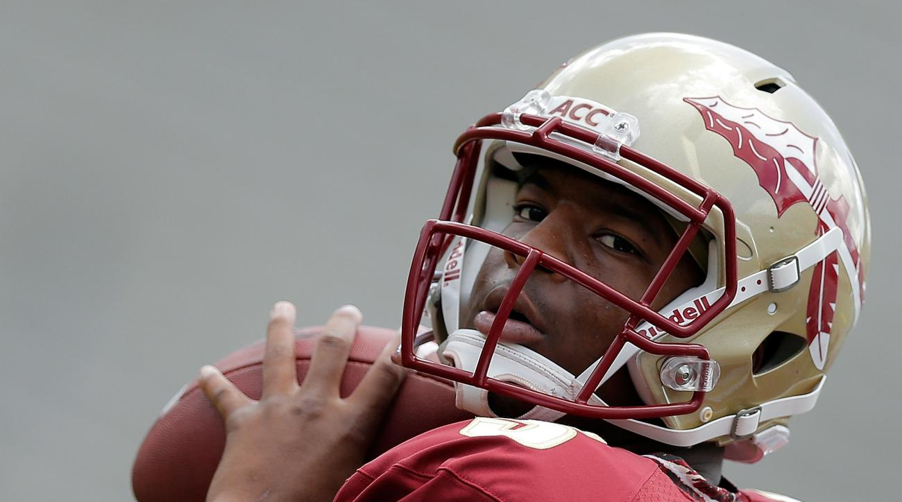 Jameis Winston is the first returning Heisman winner to purchase preseason loss of value coverage since Oklahoma QB Sam Bradford.