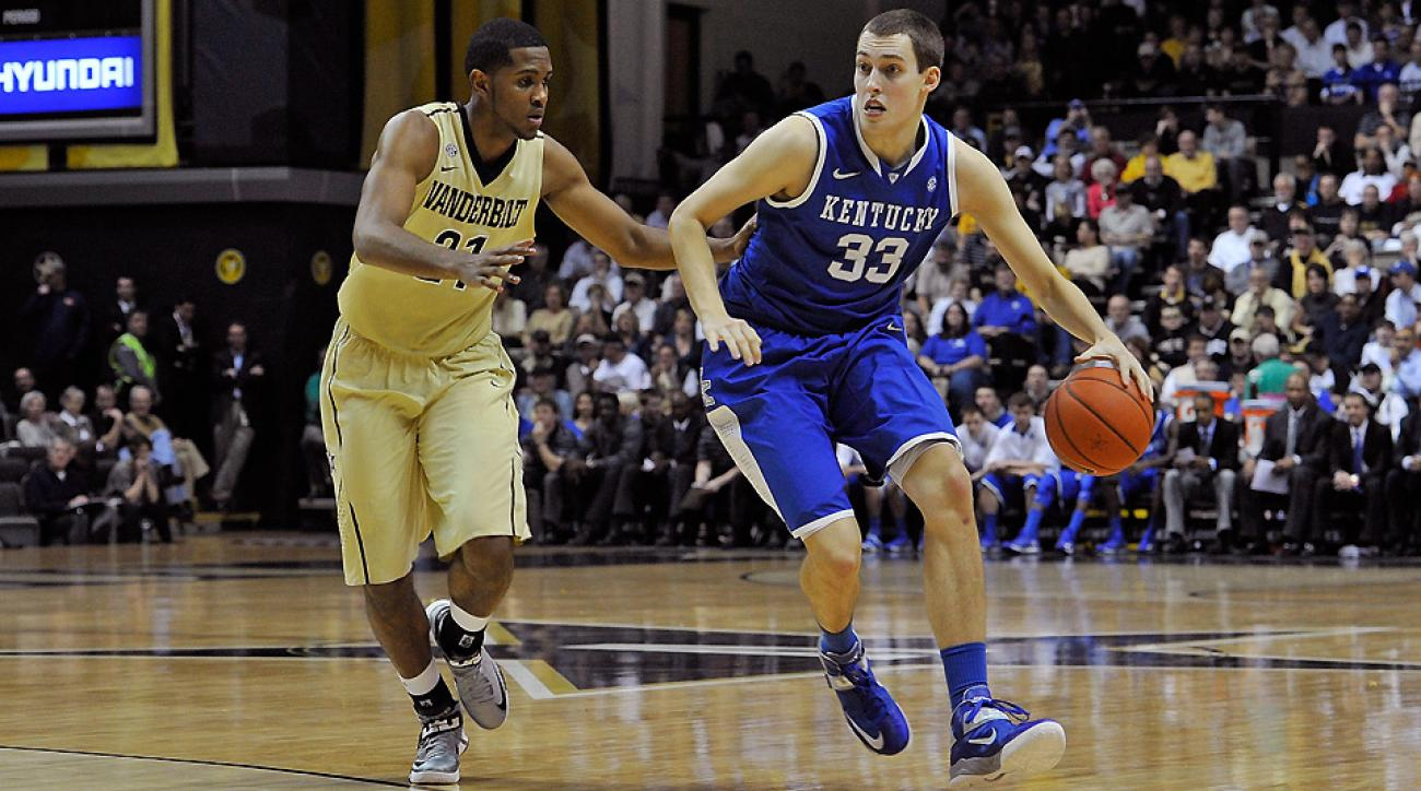 Kyle Wiltjer won a championship at Kentucky but didn't contribute much. He's looking for a bigger role at Gonzaga.