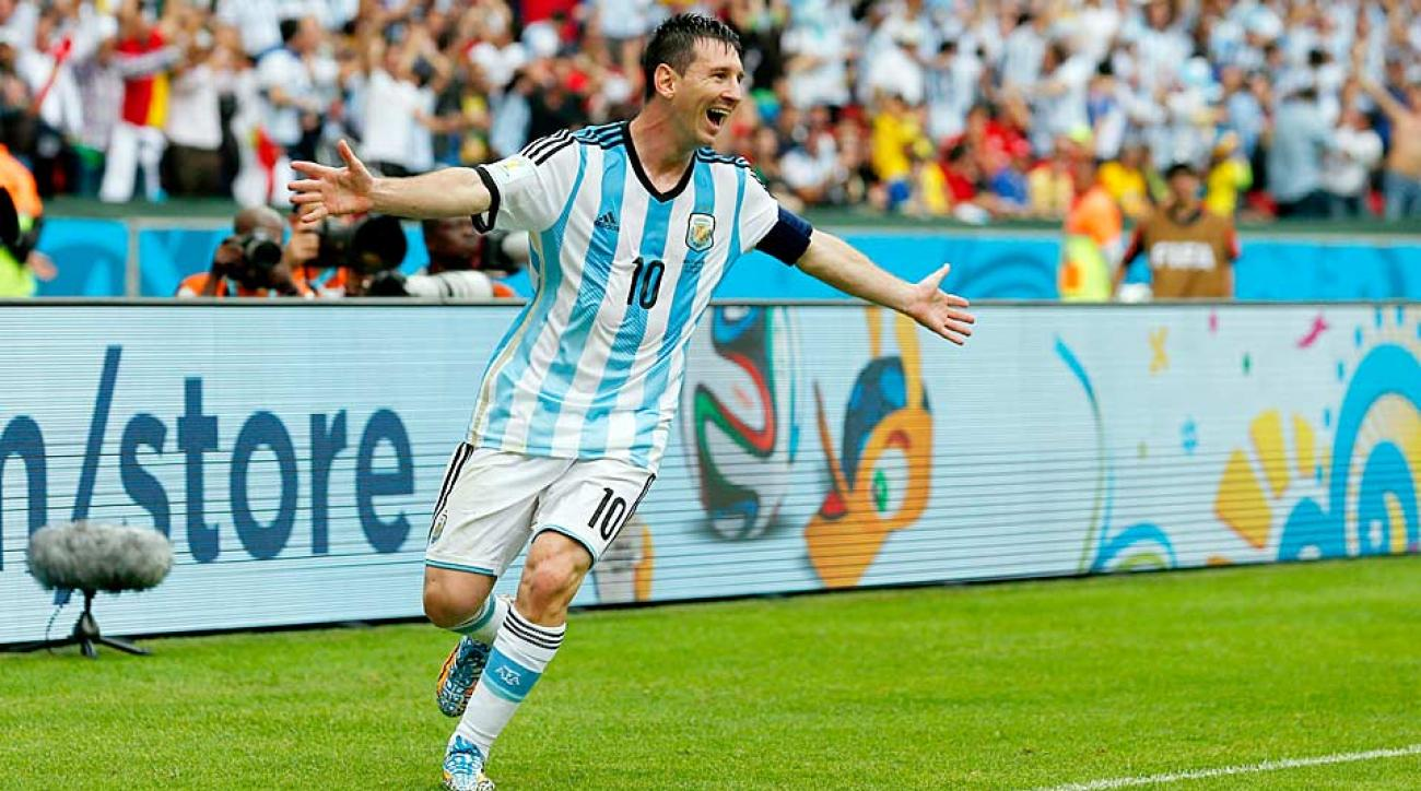 Argentina's Lionel Messi has had a monstrous World Cup so far, but if La Albiceleste has any hopes of making a deep run he'll need help from his teammates.