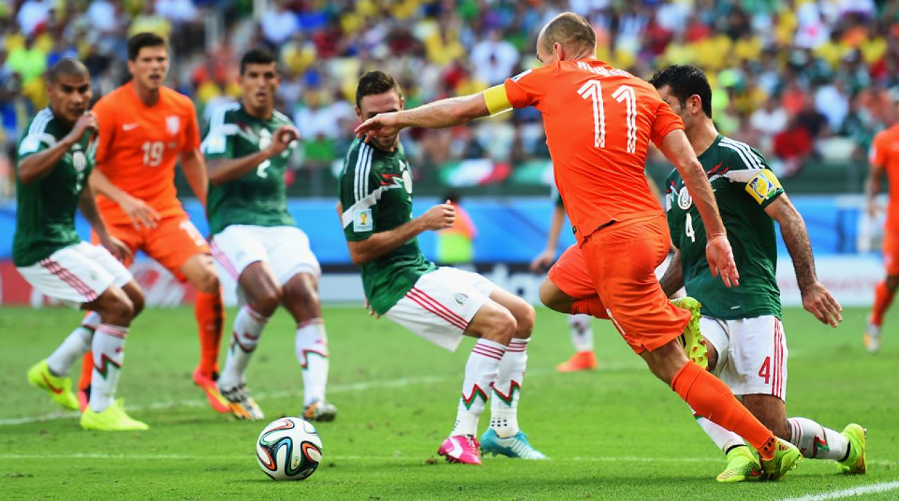 Mexico's World Cup loss to the Netherlands was the most watched event in Univision history.