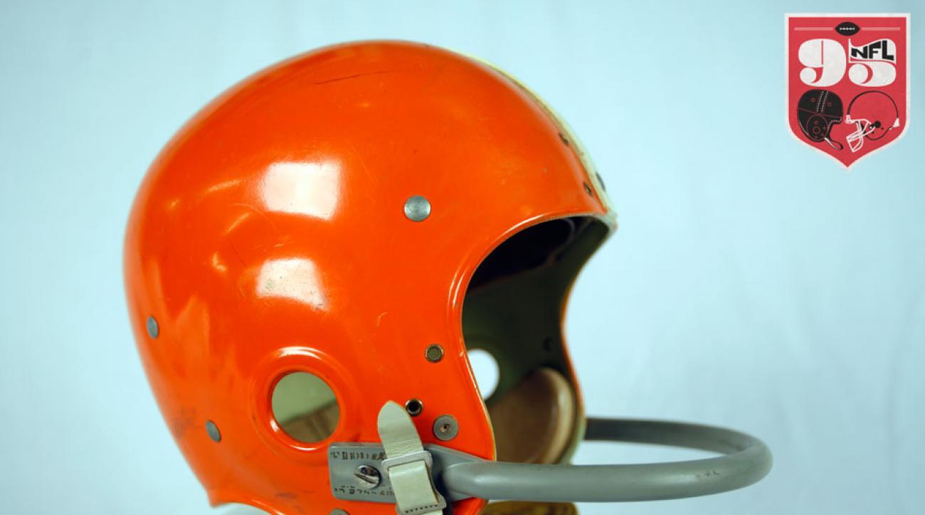 Negerinnen single bar helmet nfl