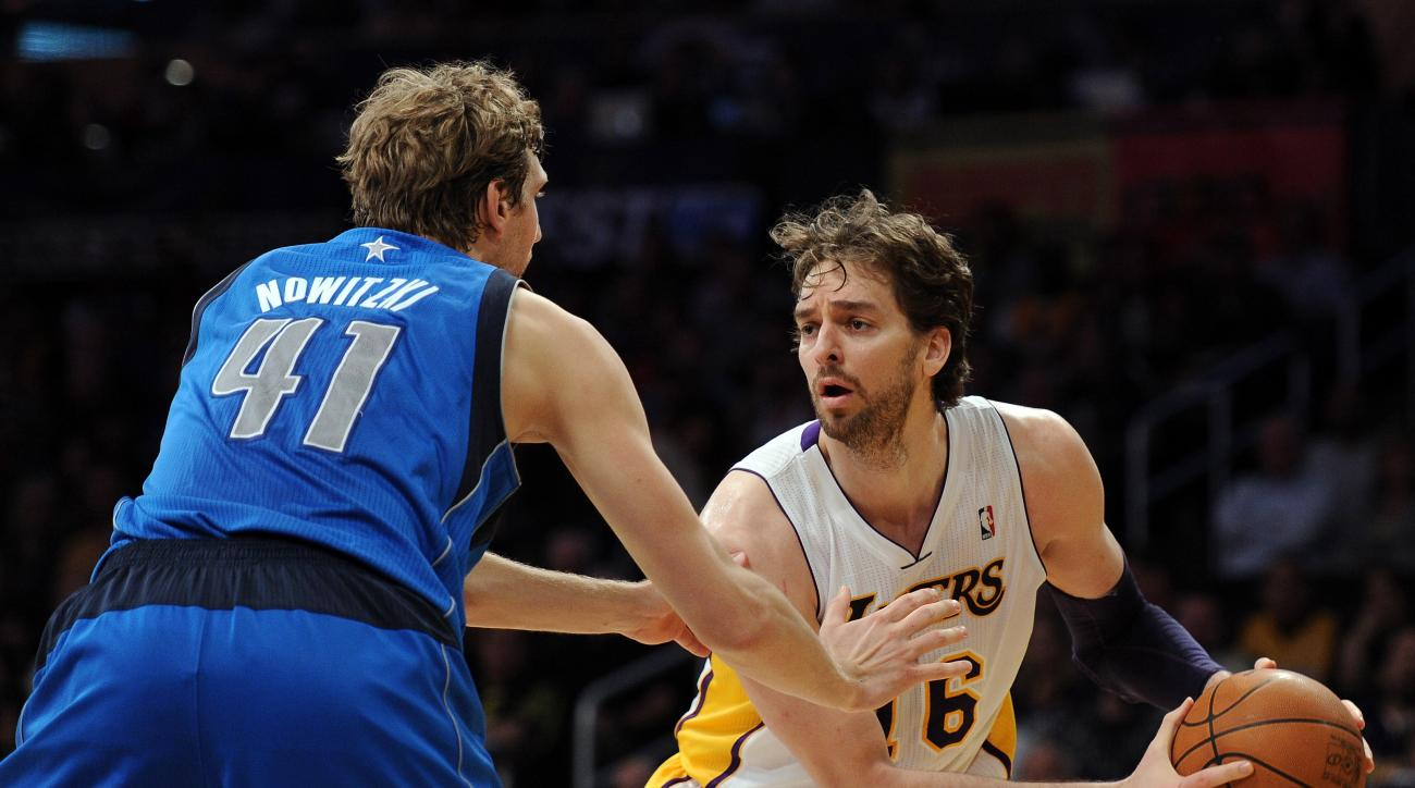 Paul Gasol is reportedly looking for $10-12 million next season.