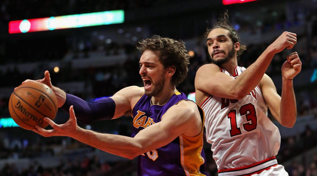 Pau Gasol is reportedly seeking $12 million per year.