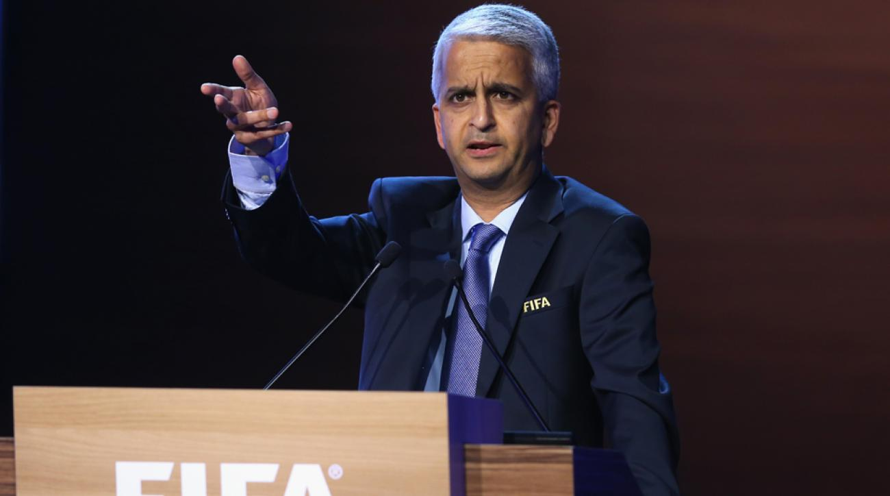 U.S. Soccer president Sunil Gulati says the USA won't be part of a joint bid to host a future World Cup.
